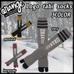 スノーボード 小物 靴下 oran'ge オレンジ Logo tabi...