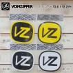 VONZIPPER(ボンジッパー) ステッカー 13.6 x 12.2mm