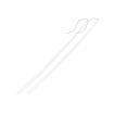 LED テープライト シリコンチューブライト 60cm 2本セット 全5色 デイライト アイライン ポジションランプ LEDチューブ DIY カスタムパーツ