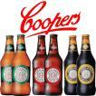 ホワイトデー 内祝 誕生日 御祝 お返しに オーストラリアNo1地ビール Coopers/クーパーズ 飲み比べ6本セット