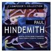 ポール・ヒンデミット作品集 | ノース・テキサス・ウインド・シンフォニー  ( 吹奏楽 | CD )