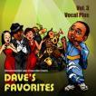 Dave's Favorites Vol. 3 〜Vocal Plus〜 | グローバル・ジャズ・オーケストラ  ( ビッグバンド | CD )