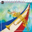 ブレーン・アンサンブル・コレクション Vol. 30 金管アンサンブル「 ボン・ボヤージュ!」 | 広島ウインドオーケストラ  ( CD )