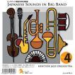 取寄 | Japanese Sounds in Big Band Vol. 4 コンプリートセット ( ビッグバンド | 楽譜 )