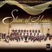 シャイン・オブ・ミュージック 2013-2020   朝霞市立朝霞第一中学校吹奏楽部  (2枚組)  ( 吹奏楽   CD )