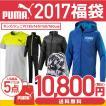 【2017年福袋】プーマ PUMA 2017年 子供用福袋 キッズ ジュニア 5点セット 中身の見える福袋