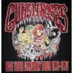 ガンズ&ローゼス GUNS&ROSES Tシャツ ILLUSION MONSTER 黒 正規品 ロックTシャツ バンドTシャツ