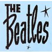 ザ・ビートルズ Tシャツ The BEATLES Retro Star 正規品 ロックTシャツ バンドTシャツ
