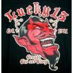 ラッキー13 LUCKY13 Tシャツ Red Devil 黒