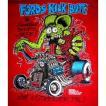 ラット フィンク Tシャツ Rat Fink Ford Kick USA正規品