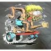 サイド・ウォーク・サーファー Side Walk Surfer Tシャツ エド・ロスモンスター Rat Fink 正規品