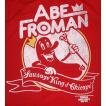 フェリスはある朝突然に Tシャツ ソーセージ 赤 正規品 FERRIS BUELLERS DAY OFF ABE FROMAN エイブ・フローマン ムービー 映画