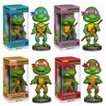 ティーンエイジ・ミュータント・ニンジャ・タートルズ Teenage Mutant Ninja Turtles フィギュア Wacky Wobbler 首振りドール FUNKO
