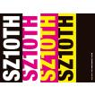 A4サイズステッカーシート付 Sexy Zone SZ10TH 初回限定盤A 2CD+Blu-ray BOX仕様
