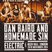 ダンベアード Dan Baird and Homemade Sin - Electric: London 28/11/2014 (CD)