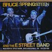 ブルーススプリングスティーン Bruce Springsteen & The E Street Band - Wachovia Spectrum, Philadelphia, PA 10/20/2009 (CD)