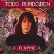 トッドラングレン Todd Rundgren - Flappie: Exclusive Autographed Red Coloured Edition (vinyl)