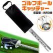 ゴルフボールキャッチャー ピッカー 回収 収集バッグ付 ゴルフ用品