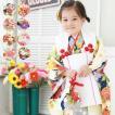 【9月中旬より順次発送】七五三 着物 3歳 女の子 フル...