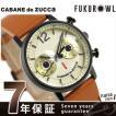 ズッカ フクロウル クロノグラフ クオーツ 腕時計 AJGT013