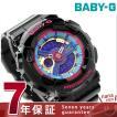 Baby-G クオーツ レディース 腕時計 BA-112-1ADR