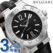 ブルガリ BVLGARI ディアゴノ 40mm 自動巻き メンズ 腕時計 DG40BSLD
