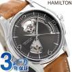 ハミルトン ジャズマスター オープンハート オート 40MM H32565585 腕時計