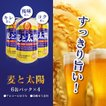 ビール系新ジャンル(リキュール) 麦と太陽【6缶パック×4】