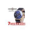 ソフトバンク&プレミアムでポイント最大25倍! ツェッペリン(ZEPPELIN) 腕時計 メンズ 7039-3