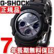 ソフトバンク&プレミアムでポイント最大20倍! G-SHOCK Gショック ジーショック 電波ソーラー 腕時計 メンズ ブラック AWG-M100BC-1AJF