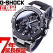 本日ポイント最大16倍! Gショック Gスチール G-SHOCK ソーラー 腕時計 メンズ GST-B100XA-1AJF