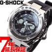 ポイント最大16倍! Gショック Gスチール G-SHOCK G-STEEL 電波 ソーラー 腕時計 メンズ GST-W310-1AJF