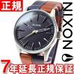 ニクソン(NIXON) セントリー38レザー SENTRY LEATHER 腕時計 NA3771957-00