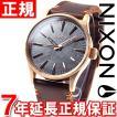 本日ポイント最大21倍! ニクソン(NIXON) セントリー38レザー SENTRY LEATHER 腕時計 NA3772001-00