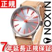 ニクソン(NIXON) セントリー38レザー SENTRY LEATHER 腕時計 NA3772089-00