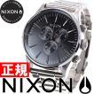 本日「5のつく日」はポイント最大25倍!23時59分まで! ニクソン(NIXON) セントリークロノ SENTRY CHRONO 腕時計 メンズ クロノグラフ NA386000-00
