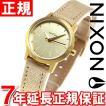 ニクソン(NIXON) ケンジレザー KENZI LEATHER 腕時計 レディース NA3981877-00