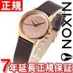 ニクソン(NIXON) ケンジレザー KENZI LEATHER 腕時計 レディース NA3981890-00