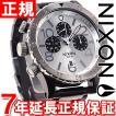 ニクソン(NIXON) 48-20クロノ CHRONO 腕時計 メンズ クロノグラフ NA486180-00