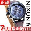 ニクソン(NIXON) 38-20クロノレザー CHRONO 腕時計 レディース クロノグラフ NA5041930-00