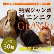 ジャンボにんにく 熟成 黒にんにく 健康箱 毎日1粒!たっぷり30日分 GRANJO ドイグランホ 広島 三原市