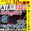 ポイント10倍 西川エアー SI シングル ベッドマットレスタイプ レギュラー AiR Regular 170N 東京西川 豪華プレゼントキャンペーン実施中