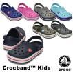 クロックス(CROCS) クロックバンド キッズ/ホールサイズ(crocband kids ) サンダル