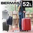 スーツケース キャリーケース ハード 旅行かばん バーマス BERMAS 52L 中型 3〜5泊程度 NEW PRESTIGE II ニュープレステージII メンズ 60265