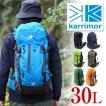 カリマー karrimor ザックパック 登山用リュック alpine×trekking ridge 30 T3 メンズ レディース