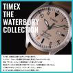 正規品 TIMEX タイメックス The Waterbury Collection ウォーターベリーコレクション TW2P64600 ベージュ×ブラウン 腕時計