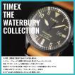 正規品 TIMEX タイメックス The Waterbury Collection ウォーターベリーコレクション TW2P64700 ブラック×ブラウン 腕時計