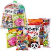 200円 お菓子 袋 詰め合わせ セットD【 全国、数量関係なく2個口以上でも追加の 送料無料 】