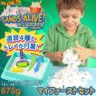 『サンズアライブ 〜天使の砂〜 マイファーストセット』Sands Alive 室内用 お砂遊び