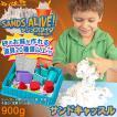 『サンズアライブ 〜天使の砂〜 サンドキャッスル』Sands Alive 室内用 お砂遊び